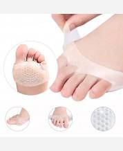 Подушечки силикон под стопу для обуви от натоптышей и боли 9046437
