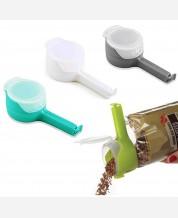 Зажим-горлышко для сыпучих продуктов 9046430