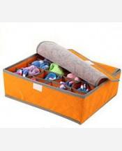 Органайзер в шкаф/комод, текстиль. 16 ячеек 903806