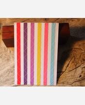 Уголки для фото самоклеющиеся Разноцветные, 102 штуки на листе 904338