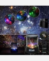 """Светильник-проектор """"Звездное небо"""" 903321"""