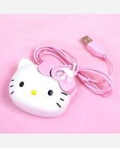 """Оптическая мышь """"Hello Kitty"""" 903256"""
