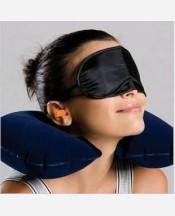 Набор для путешествий (подушка, беруши, маска для сна). Цвета в ассортименте. 903929