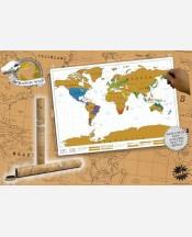 Карта путешественника 903988