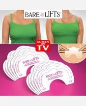 Наклейки для поднятия бюста Bare Lifts, 10 штук в упаковке 903983
