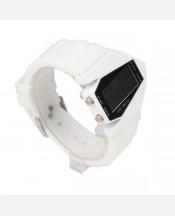 LED-часы «Истребитель». Фирма skmei. Подлинные. Цвет белый. в подар упаковке 903462