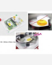 """Форма """"Сердце"""" для жарки оладьев и яиц 904458"""