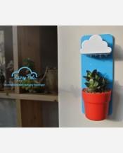 """Горшок с поливом растений """"Облако"""" 904525"""