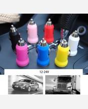 Адаптер прикуриватель-USB в авто 904556