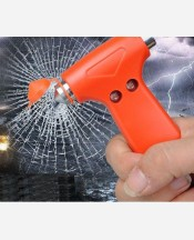 Аварийный молоток в авто с лезвием 904564
