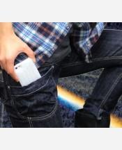 """Чехол на IPhone5 """"Пузырчатая пленка"""" 904687"""