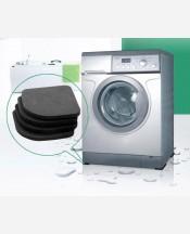 Антивибрационные подставки для стиральной машины 4 шт в комплекте 904696