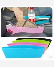 Автомобильный карман-органайзер между сиденьем и консолью. Цвета в ассортим 904700