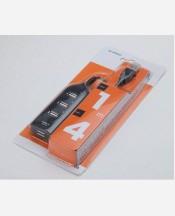 USB-HUB классический, 4 разъема, длина кабеля 30 см. 904743