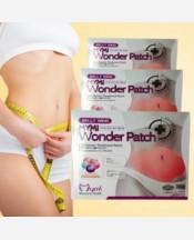 Пластырь для похудения Wonder Patch для живота, 5 штук в упаковке 9046027