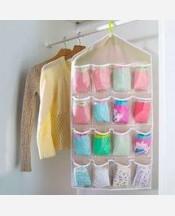 Органайзер в гардероб, 16 кармашков. 9046065