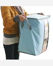 Органайзер-чехол для хранения постельного белья, одеял, подушек. 9046093