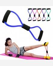Эспандер-восьмерка для фитнеса и аэробики 9046176