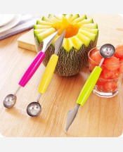 Нож с ложкой 2 в 1 для карвинга 9046203