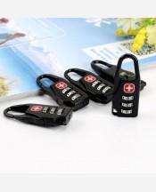 Навесной кодовый замок на чемодан/сумку 9046231