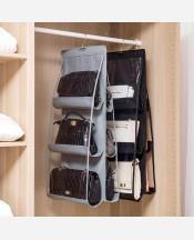 Органайзер для сумок в шкаф, 6 отделений 9046240
