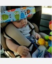 Повязка фиксатор головы ребенка в автокресле. 9046261