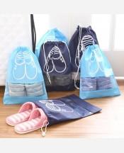 Мешок-органайзер для обуви с прозрачным окошком 9046267