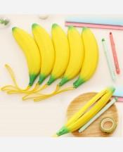 Пенал силиконовый «Банан» 9046276