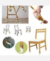 Носочки для стула Кошачьи лапки, 4 шт в упак 9046315