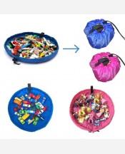 Коврик-сумка для мелких игрушек мини 45 cм 904521