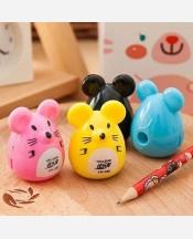 Точилка Мышь, цвета в асс 9046346